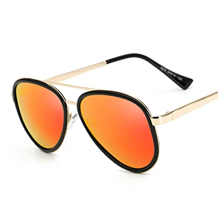 Gafas Tendencia polarizada Hombres Mujeres Gafas de Sol de ...