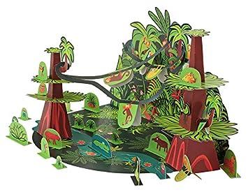 Bastelbogen Tropischer Regenwald Dschungel Forum Traiani