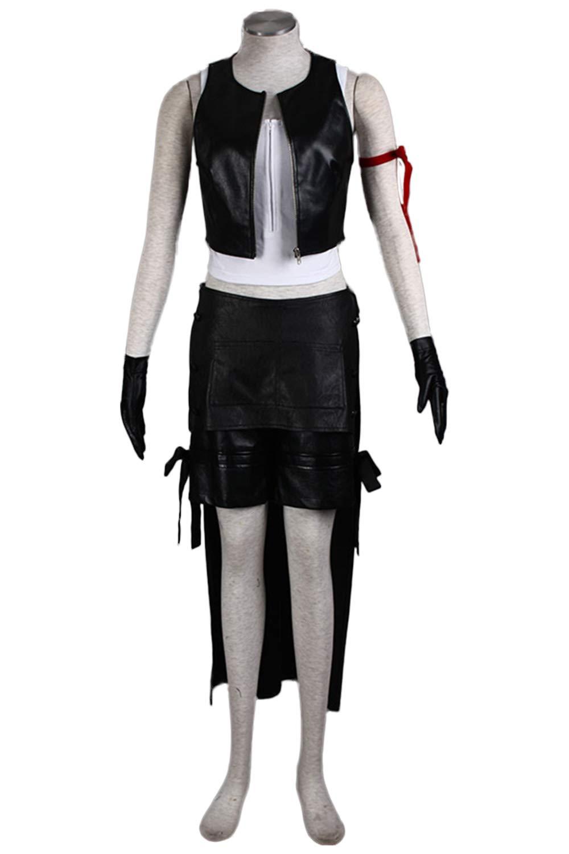 Karnestore Final Fantasy XIII FF13 Tifa Lockhart Outfit Cosplay Kostüm Damen XXL B07G735CDF Kostüme für Erwachsene ein guter Ruf in der Welt  | Online einkaufen