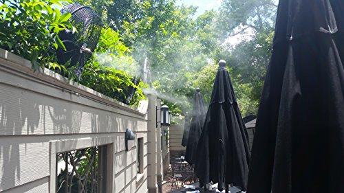 Outdoor Misting Fan Kit - 18