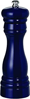 product image for Fletchers' Mill Federal Pepper Mill, Cobalt - 6 Inch, Adjustable Coarseness Fine to Coarse, MADE IN U.S.A.