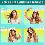Batiste Dry Shampoo, Original, 3 Pack, 20.19