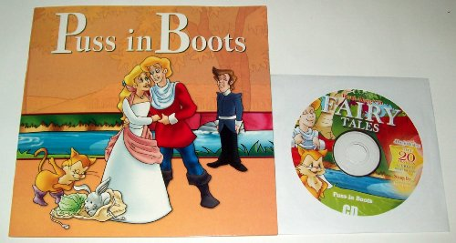 Puss in Boots Book with Read- Along - Boots Eyewear