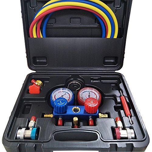 410a refrigerant gauges - 9