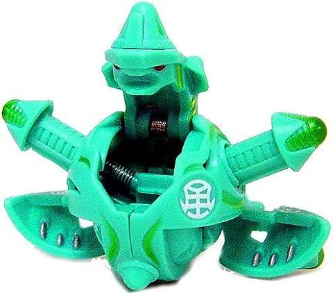 Bakugan New Vestroia Bakuneon LOOSE Single Figure Special Attack TRAP Zephyroz (Green) Baliton - Special Attack Booster Pack