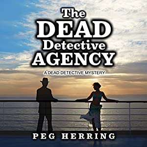 The Dead Detective Agency Audiobook