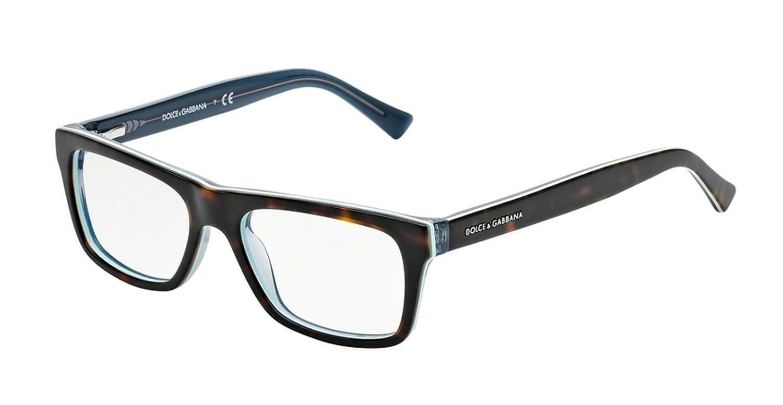 Amazon.com: Dolce&Gabbana URBAN DG3205 Eyeglass Frames 1871-47 - Top ...