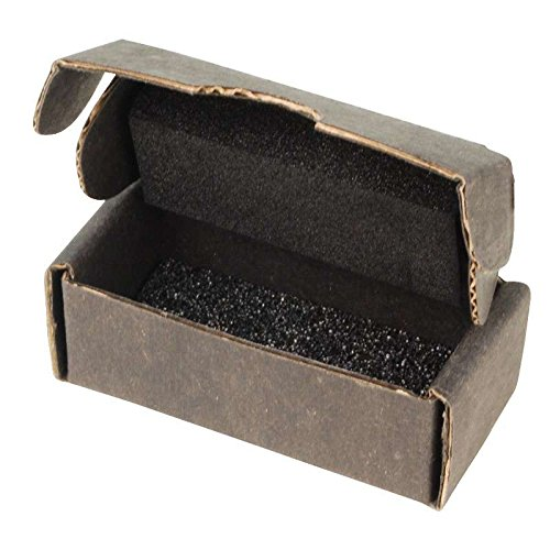 Small Component Shipper with Black Foam On Top and Bottom 54 Units
