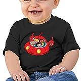 Little Einsteins Rocket Babys Boys&girls Shirts For 6-24 Months Toddler Black