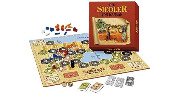 Christliche Geschenkideen ° ° Sociedad Parte los Colonos de Canaán: Amazon.es: Juguetes y juegos