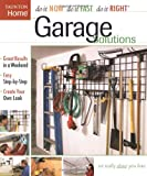 Garage Solutions, Taunton Press Staff, 1561587605
