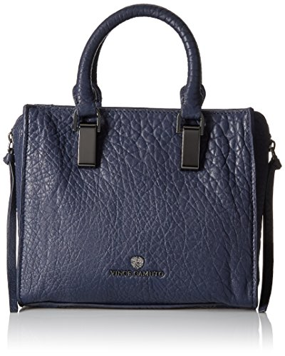 Vince Camuto Riley Small Satchel, Peacoat by Vince Camuto