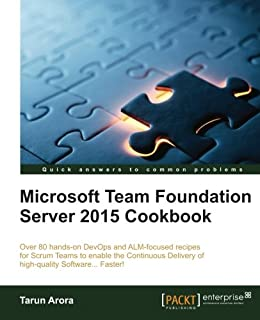 Professional team foundation server 2013 wrox programmer to microsoft team foundation server cookbook fandeluxe Image collections