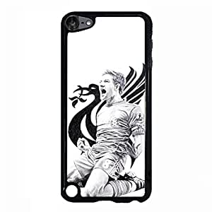 Personalized FC Liverpool Steven Gerrard Mobile Cover Great Element Ipod Touch 5th Generation Phone Case