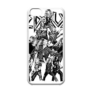 iPhone 5C Phone Case Edguy CB86240