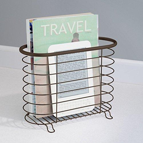 Magazine Racks For Bathroom Floor