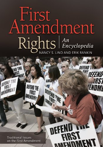 First Amendment Rights: An Encyclopedia: An Encyclopedia Pdf