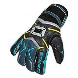 Mens STANNO Hardground RFH Astro 3G 4G Turf Goalkeeper Gloves for Soccer