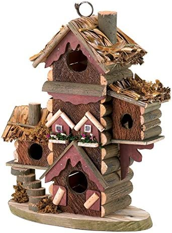 Gingerbread Style Birdhouse Avian House product image