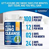 Quit Smoking Aid - Lung Cleanse & Detox Pills