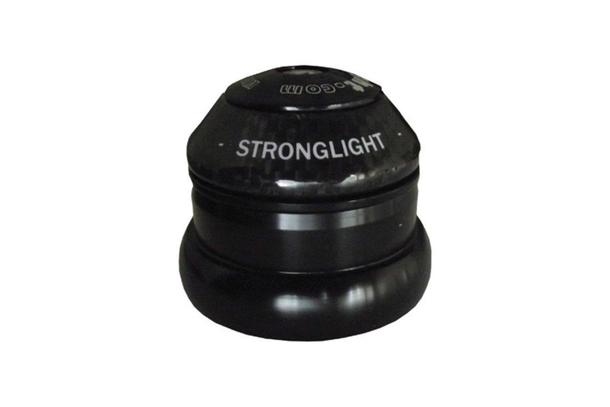 "Stronglight Semi-integrierter/Externer Steuersatz RAZ MEGA OVERSIZE 1"" 1/8-1,5"" ZS44/EC49"
