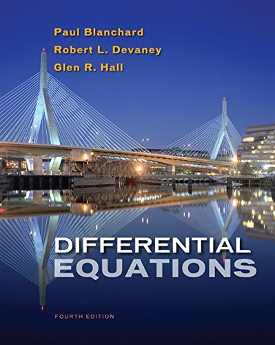 Differential Equations (with DE Tools Printed Access Card) ()