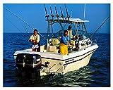 2002 Grady White Gulfstream 232 Power Boat Photo Poster