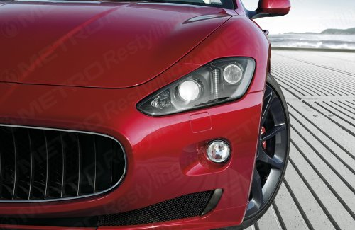 3M 1080 G203 GLOSS RED METALLIC 3in x 5in (SAMPLE SIZE) Car Wrap Vinyl Film by 3M (Image #1)