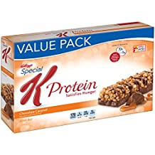 Kellogg's Special K Protein Meal Bars, Chocolate Caramel, 12 Count Box