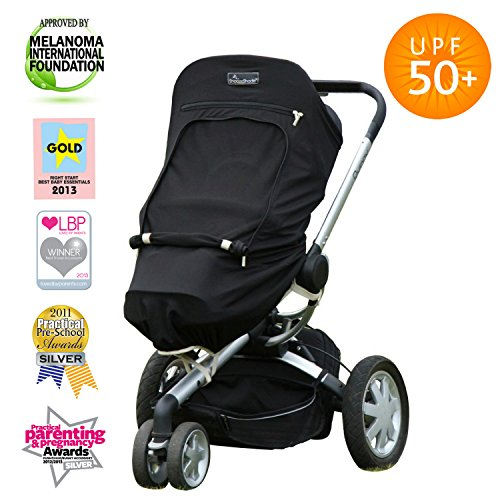 SnoozeShade Universal Stroller Sunshade Blocks product image