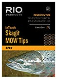 RIO Fly Fishing InTouch Skagit MOW, Light Tip, 10′ Float Fishing Line, White Review