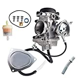 NEW Carb For Bombardier Traxter 500 Carburetor FREE PD33J