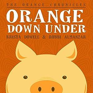 Orange Down Under Audiobook
