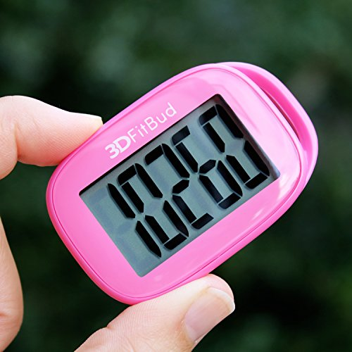 3dactive Simple Step Counter Walking 3d Pedometer With
