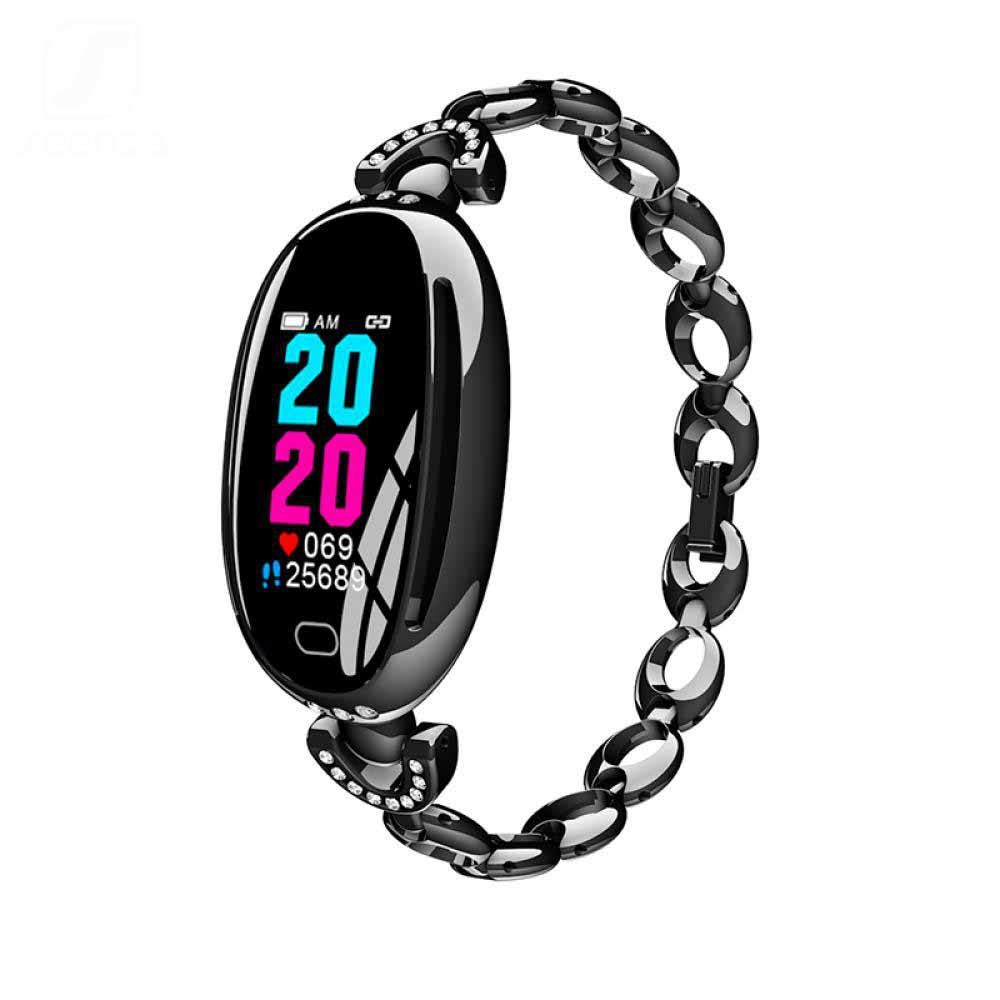Amazon.com : Women Smart Watch Heart Rate Monitor Blood ...