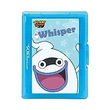 HORI Yo-kai Watch Game Card Case 12 (Whisper) for Nintendo 3DS and New Nintendo 3DS XL