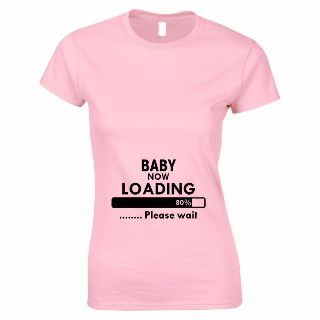 Womens baby now loading funny t shirt at amazon womens clothing store