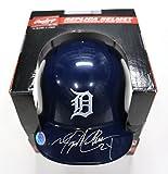 Miguel Cabrera Detroit Tigers Signed Autographed Mini Helmet