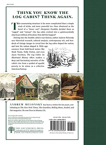 The-Log-Cabin-An-Illustrated-History