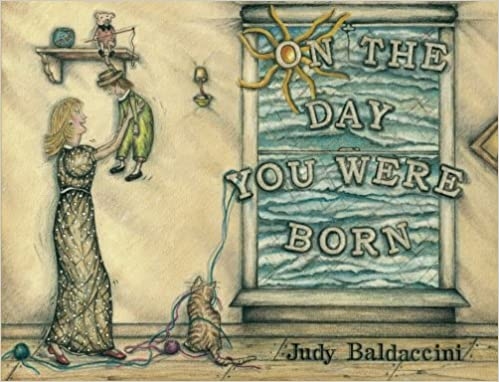 Book On The Day You Were Born