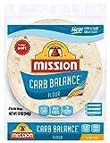 Mission Carb Balance Soft Taco Flour Tortillas