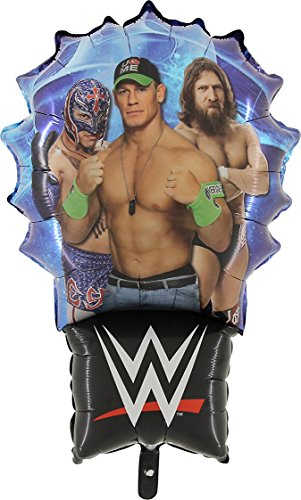 36 Inch WWE Wrestling Foil Balloon [Toy] ()