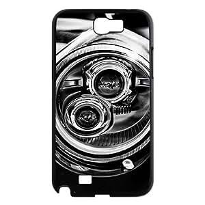 Hu Xiao Custom cell phone case cover for Samsung Galaxy Note 2 N7100 with Cool Car kcLAqzusbTr Design at SHSHU