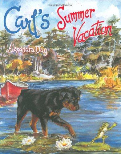 Read Online Carl's Summer Vacation pdf epub