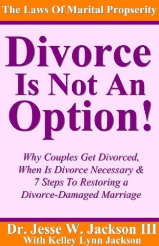 If we get married divorce is not an option