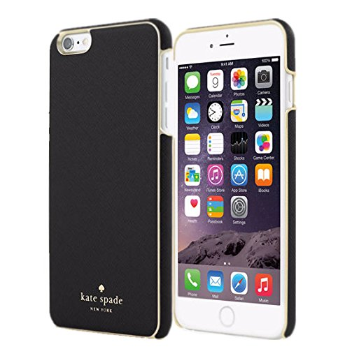 Wrap Case for iPhone 6 Plus/6s Plus - Black (Black Cell Phone Wrap)