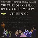 The Diary Of Anne Frank: ORIGINAL FILM SOUNDTRACK/ORIGINAL FILMMUSIK by Alfred Newman (1998-06-26)
