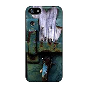 Special Design Back Green Door Phone Case Cover For Iphone 5/5s