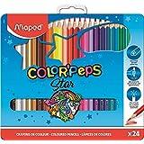 Lápis de Cor Color Peps Caixa Metal x 24, Maped 15, Multicor