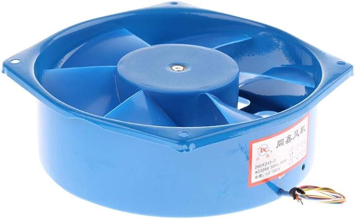 PETSOLA Kit De Ventilador De Aire De Ventilación Circulada para Incubadoras De Huevos - Azul, Tal como se Describe: Amazon.es: Hogar